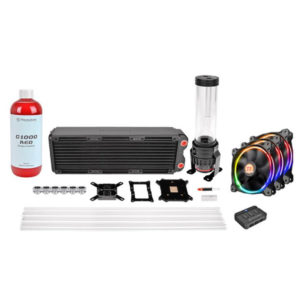 Pacific RL360 D5 Hard Tube RGB Water Cooling Kit