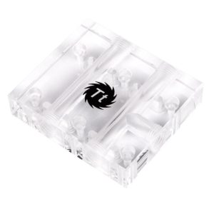 Pacific VGA Bridge Dual Series 2-Slot Transparent