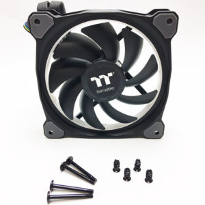 Riing Plus 12 RGB Radiator Fan TT Premium Edition (Single Fan)