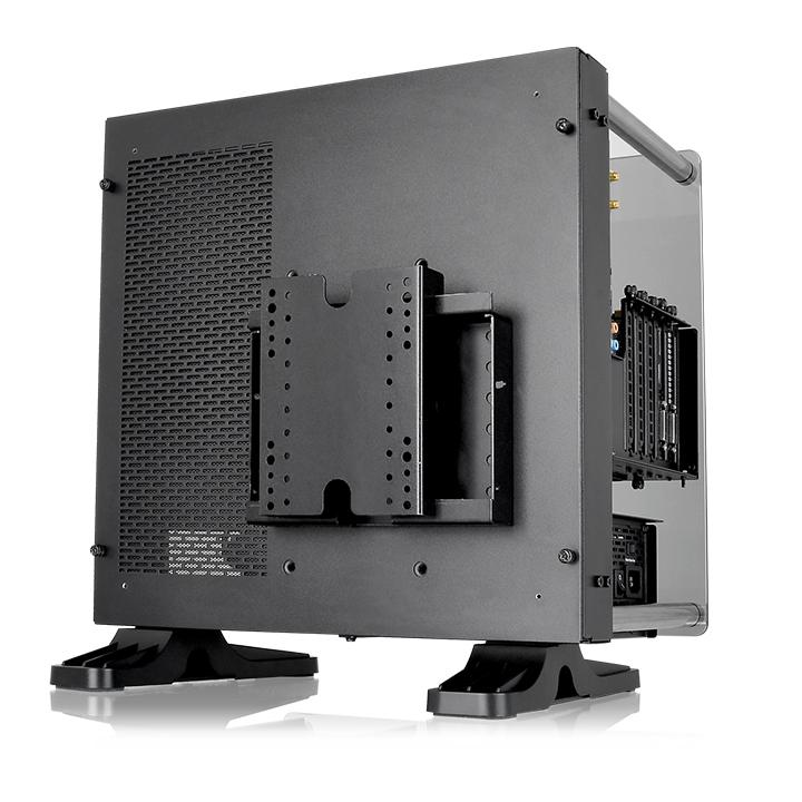 Thermaltake Core P1 Tg Mini Itx Wall Mount Chassis Ttpremium
