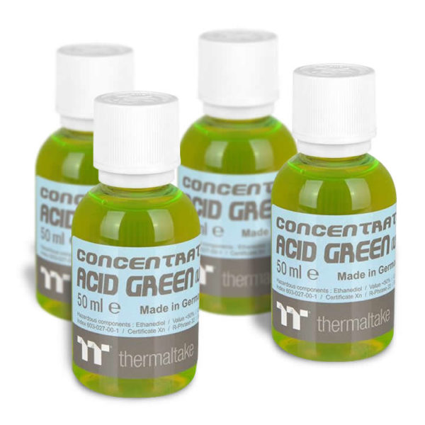 Concentrate – Acid Green