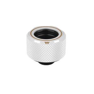 Thermaltake Pacific C-PRO G1/4 PETG Tube 16mm OD Compression – White