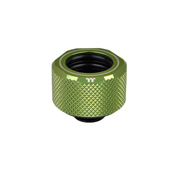 Thermaltake Pacific C-PRO G1/4 PETG Tube 16mm OD Compression – Green