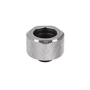 Thermaltake Pacific C-PRO G1/4 PETG Tube 16mm OD Compression – Chrome