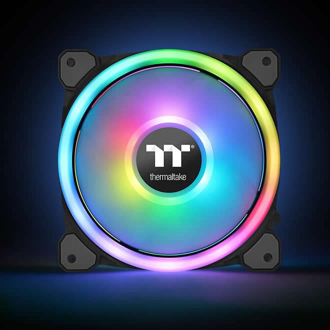 Riing Trio 12 RGB Radiator Fan TT Premium Edition (3-Fan Pack)
