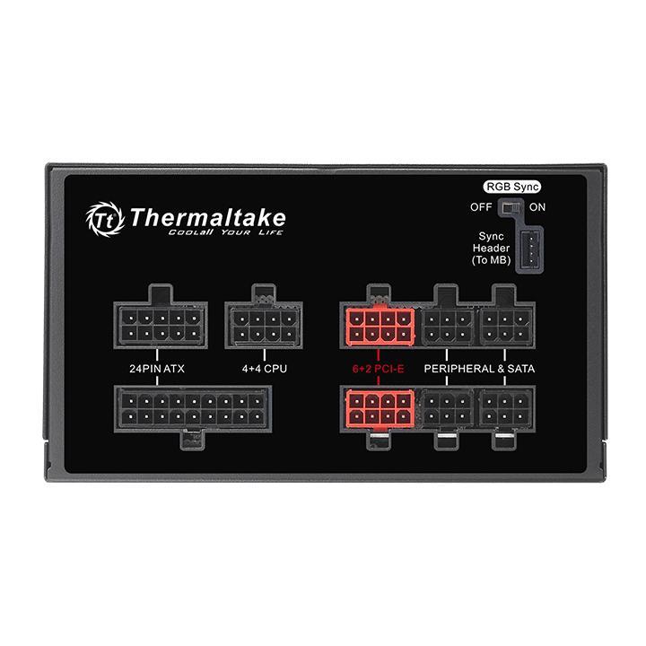 Toughpower Grand RGB 750W Gold (RGB Sync Edition)