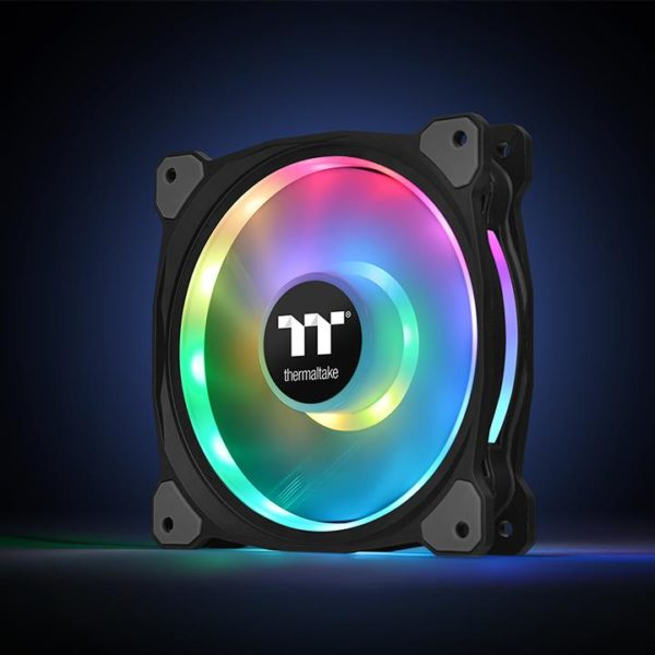Riing Duo 14 RGB Radiator Fan TT Premium Edition (3-Fan Pack)