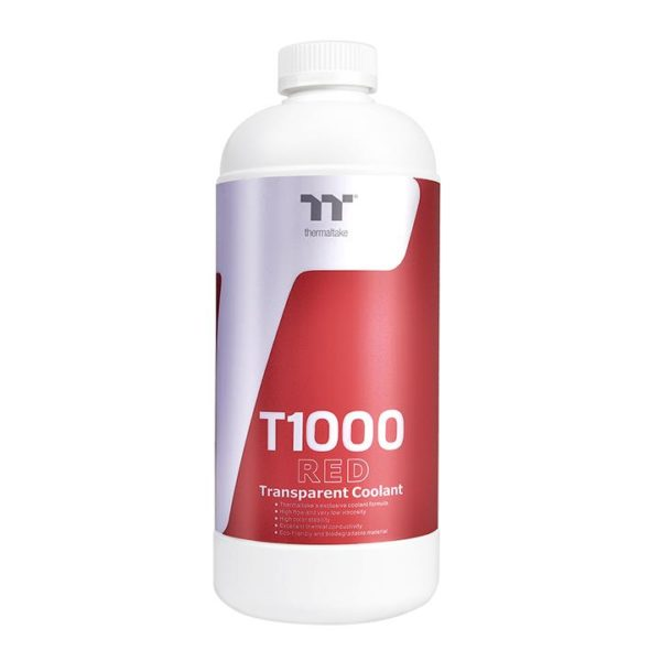 T1000 Coolant - Red
