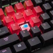 Level 20 RGB Cherry MX Blue gaming keyboard