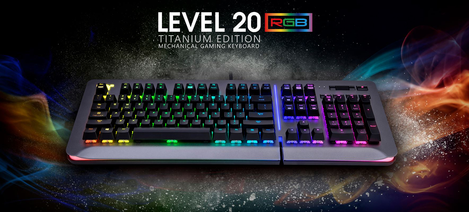 Level 20 Titanium Edition