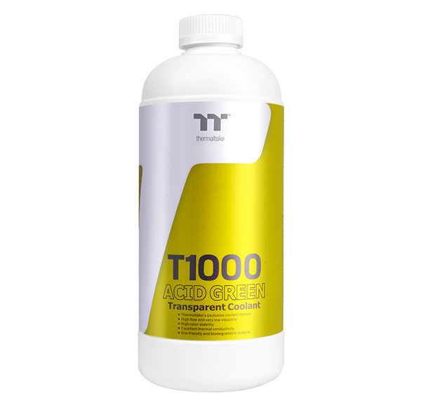 T1000 Coolant - Acid Green
