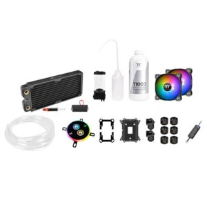 Pacific C240 DDC Soft Tube Water Cooling Kit