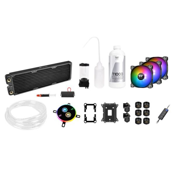 Pacific C360 DDC Soft Tube Water Cooling Kit