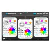 Riing Trio 20 LED RGB Radiator Fan TT Premium Edition