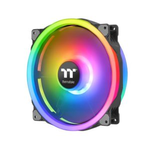 Riing Trio 20 LED RGB Radiator Fan TT Premium Edition (3-Fan Pack)
